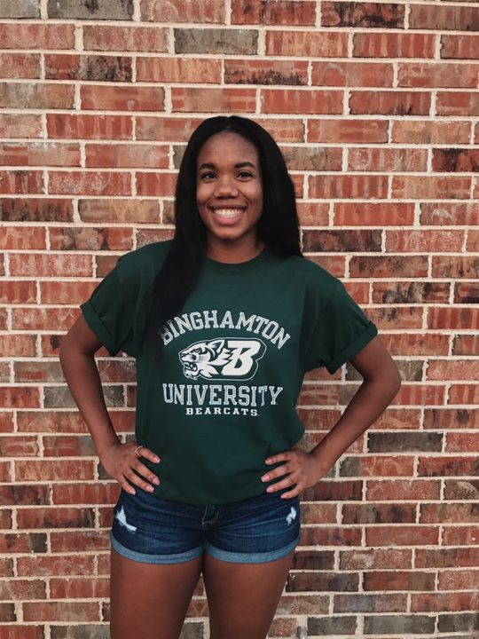 6'3″ Middle Blocker Tyra Wilson Commits to Binghamton for 2018