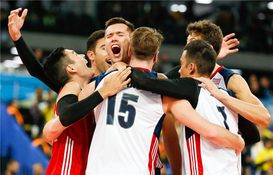 Team USA Dominates Guatemala At Men's NORCECA Championships