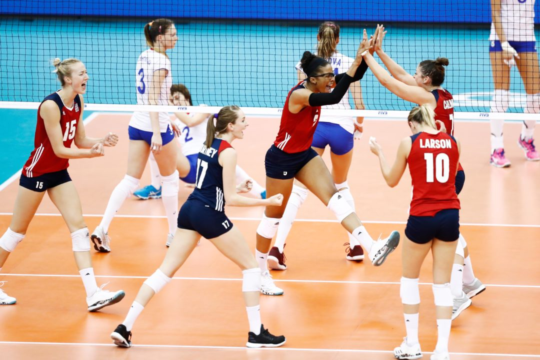 Team USA Beats Russia In Five Set Epic – WGCC Day 3 Recap (Full Vids)