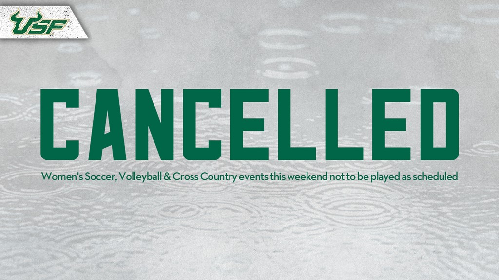 South Florida Cancels Tournament With Hurricane Irma Approaching