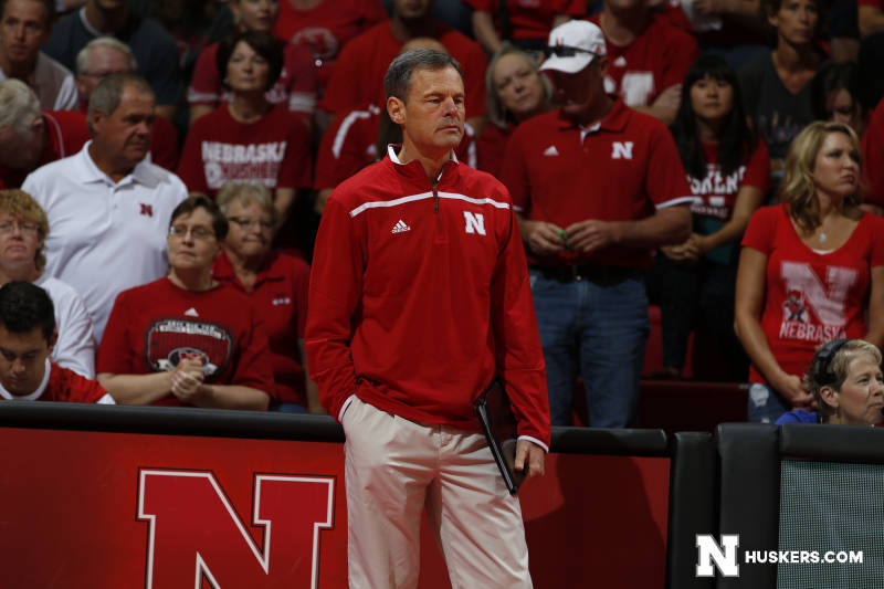 Nebraska's John Cook Joins the 700 Club with 2 Friday Wins