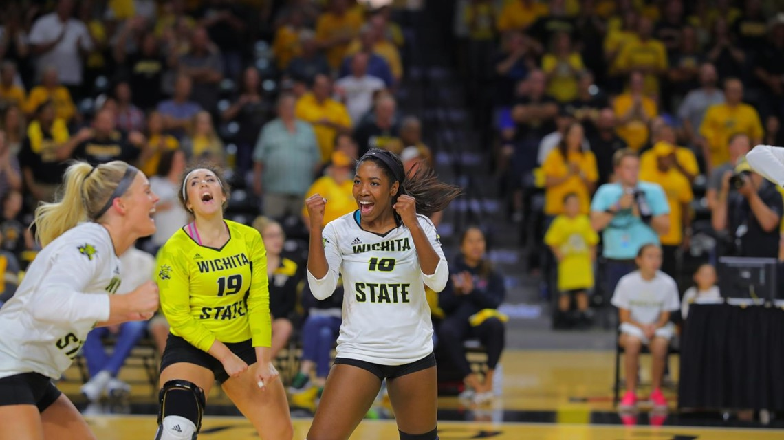 #24 Wichita State Punches Ticket to NCAA Tournament with Sweep of SMU
