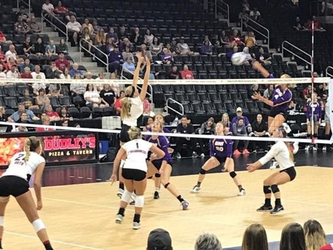 Northern Iowa Uses Strong Defense To Take Down Omaha In Four