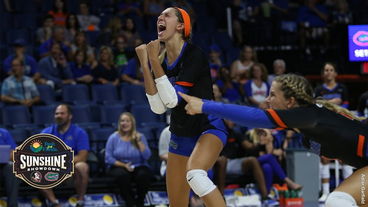 #1 Florida Holds #22 Florida State To .106 Hitting Clip In Sweep