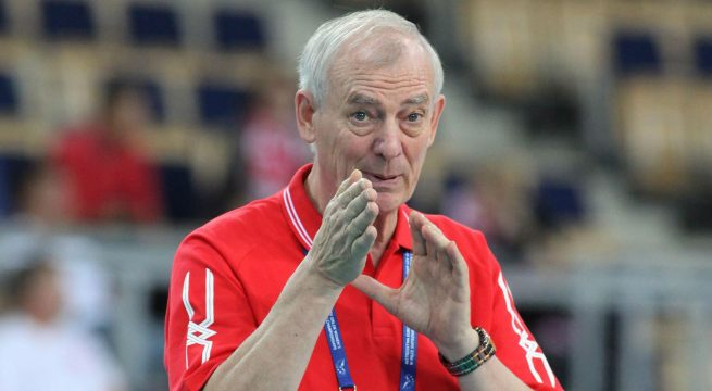 Russian Coach Vladimir Kuzyutkin Fired On Eve Of EuroVolley's Start