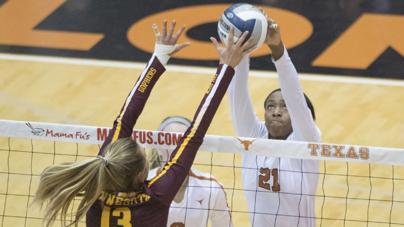 Texas' Chiaka Ogbogu Is Back With A Purpose & For A National Title