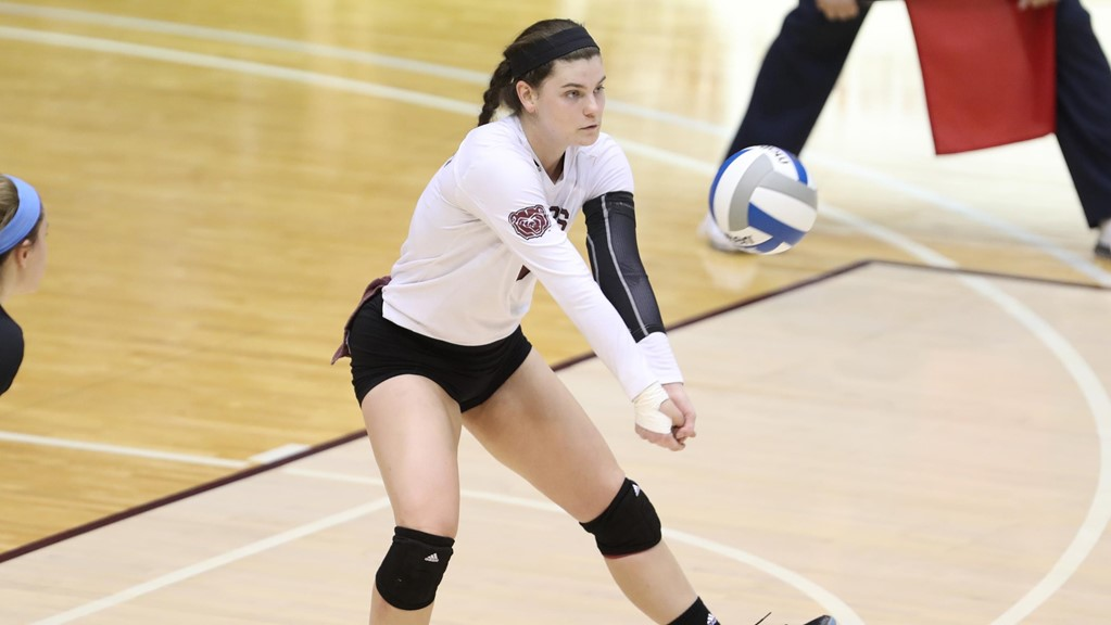 Missouri State Broke A Number Of Records In Five-Set Win Over Drake