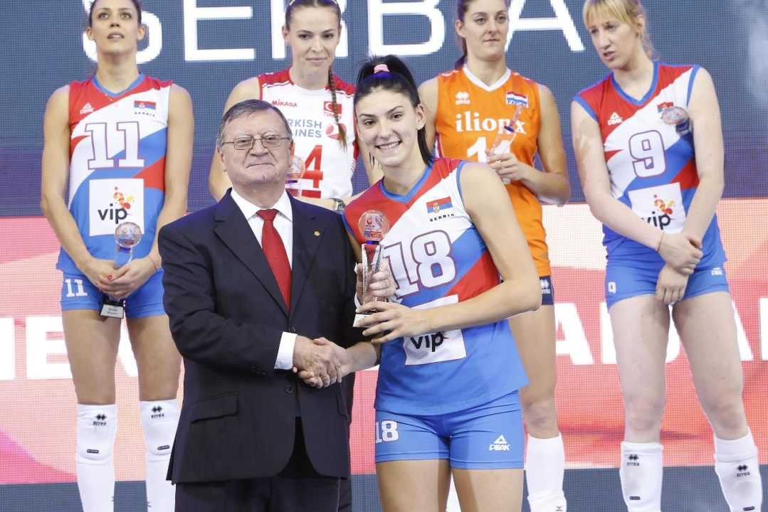 EuroVolley's Team And Player Statistics Show New Trends In Volleyball