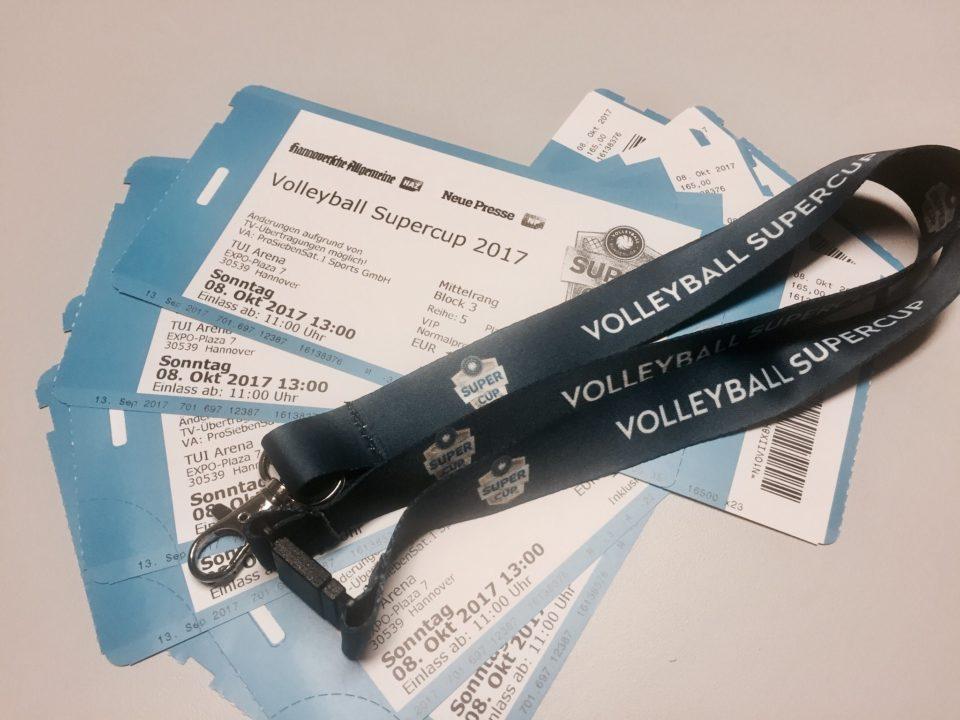 Watch Live: Berlin Recycling v. VfB Friedrichshafen in Men's Super Cup