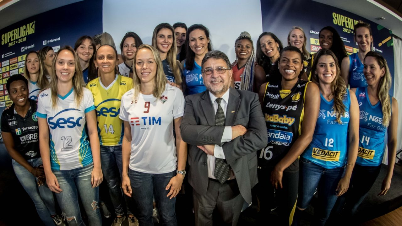 Brazilian Women's 2017-2018 Superliga Preseason Rankings