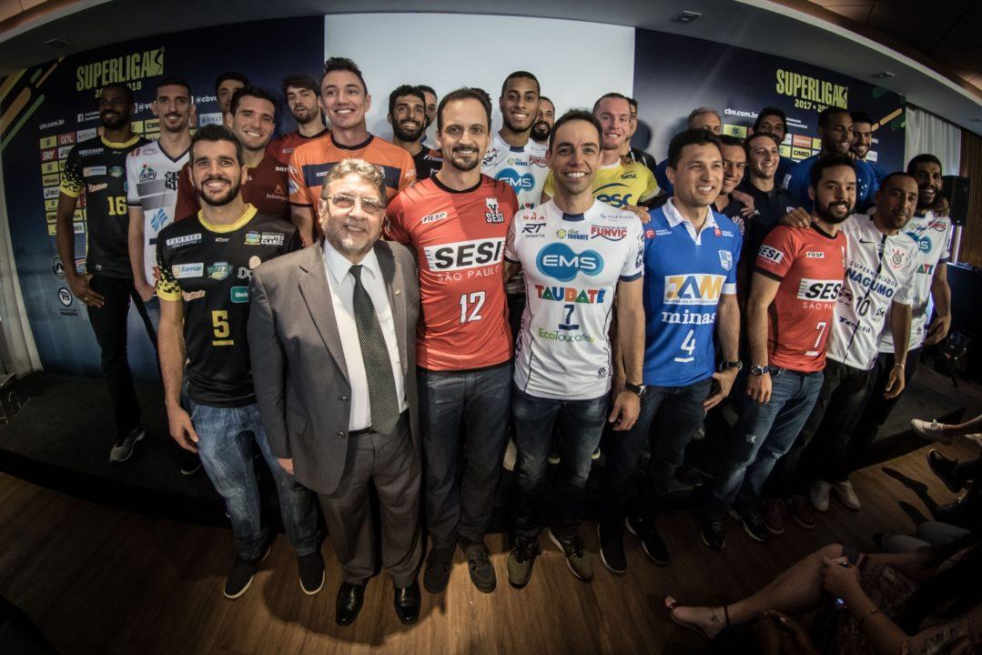 Brazilian Men's Superliga Power Rankings