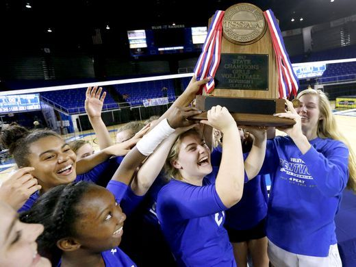 Texas Recruit Logan Eggleswood Posts 47 Kills In TN State Title Win