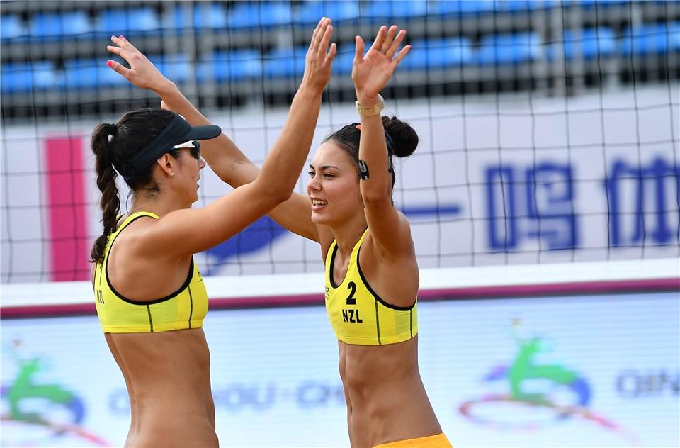 Nine Teams Win Qualifers to Make Qinzhou Three Star Main Draw