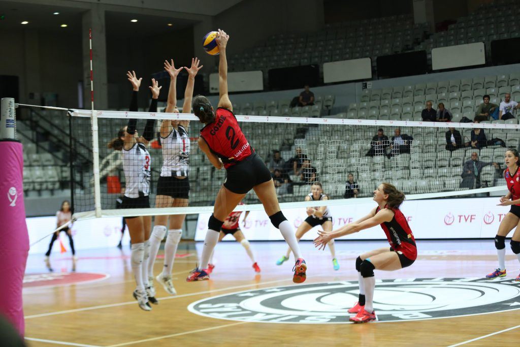 Turkish Women: VakifBank, Eczacibasi & Fenerbahce Roll To 3-0 Starts