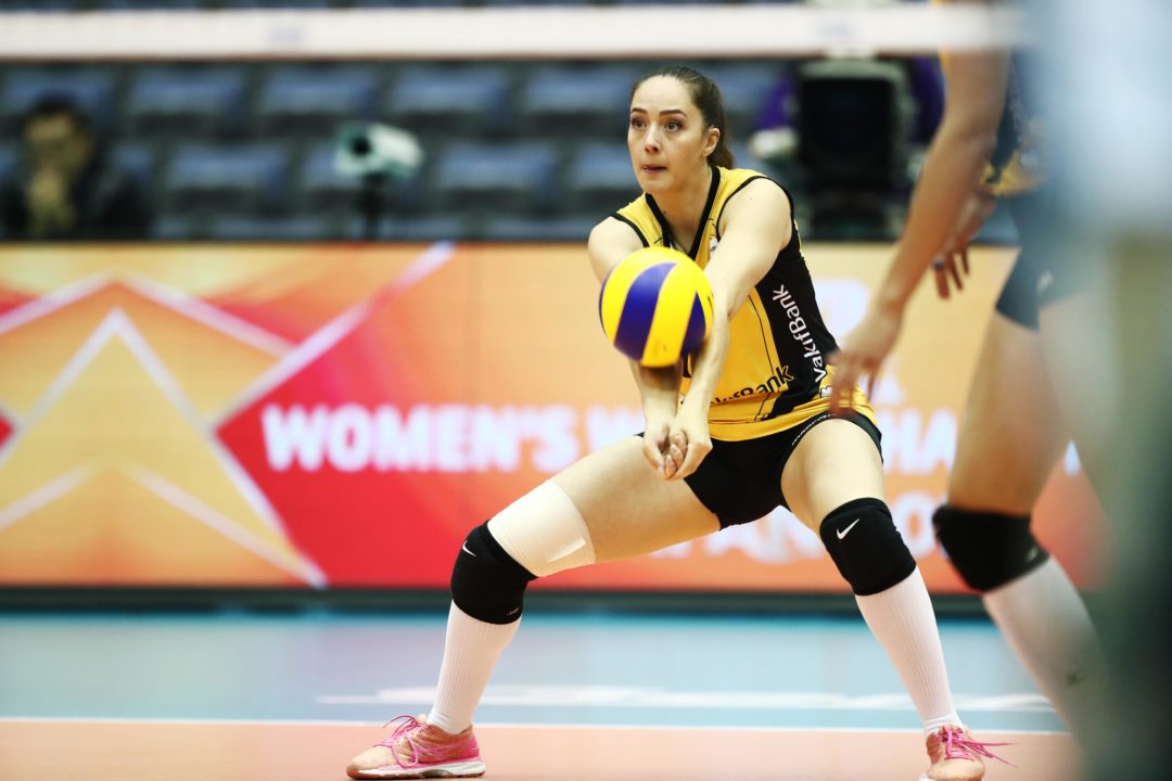 Cansu Çetin Inks Two-Year Deal With Galatasaray