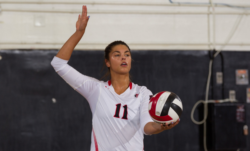 San Diego State's Peoples, Pritchard Are Mountain West's Best