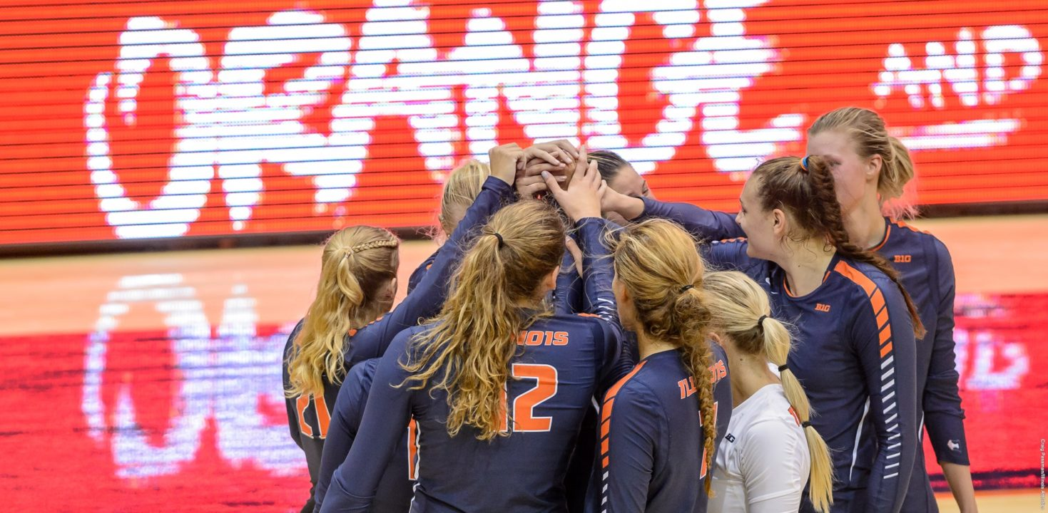 Bastianelli, Cooney, Defense by Committee Lift Illinois to Sweep