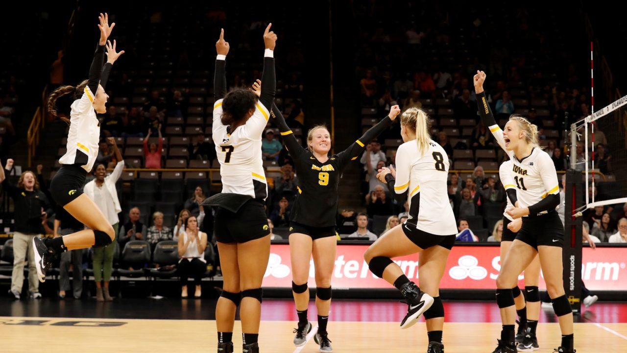 Iowa Downs (RV) Michigan as Gabrielle Orr Leads a Balanced Offense