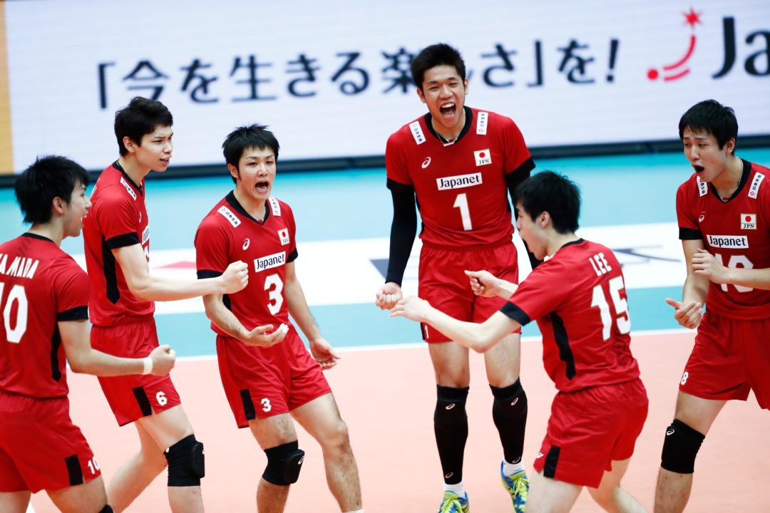 Japan's Issei Otake Late Roster Addition for United Volleys Rhein-Main