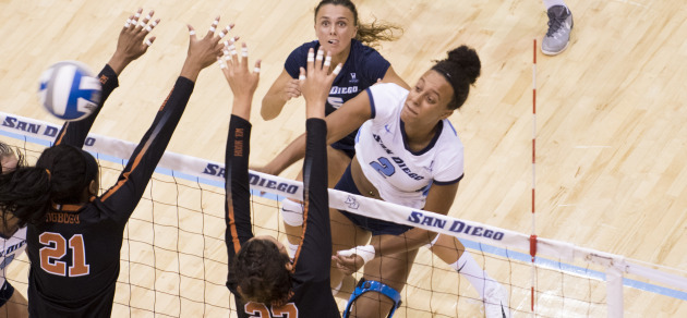 No. 22 San Diego Issues No. 8 BYU First WCC Loss