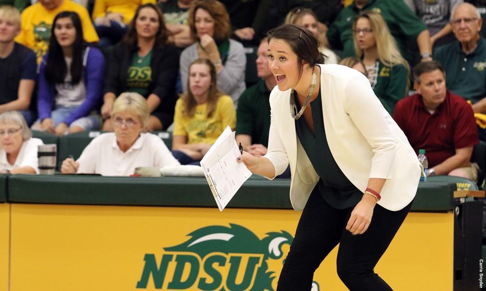 North Dakota State Removes Interim Title for Head Coach Jennifer Lopez