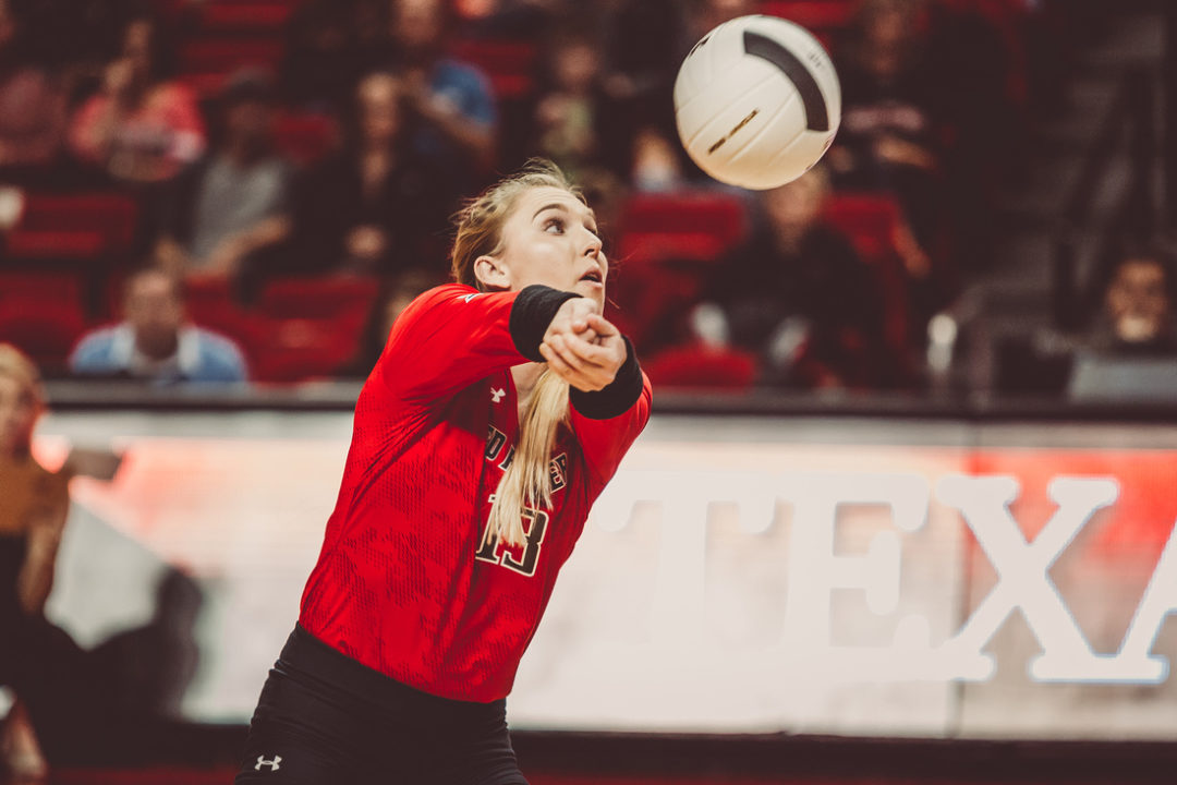 Texas Tech & Texas State Sweep Their Way to 2nd Round; NIVC Texas State Pod (Round 1)