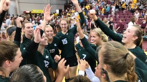 Michigan State Opens 2nd Half Of Big Ten Play With Nebraska, Iowa