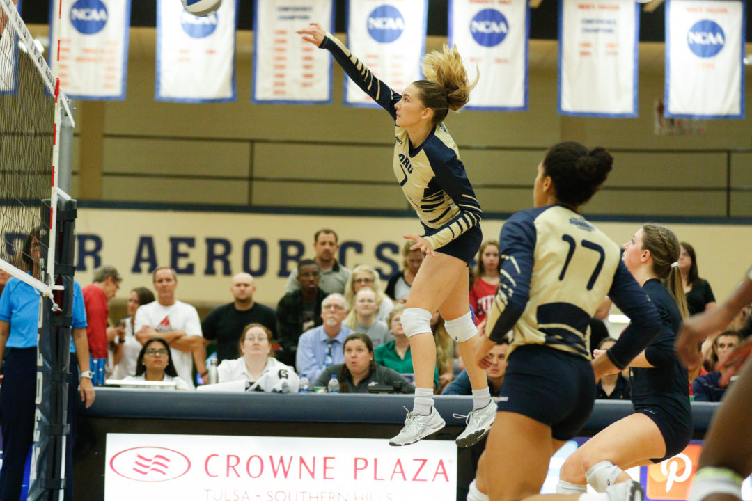 Milos, Marshall Join 1,000 Kill/1,000 Dig Club, Three Others Close In