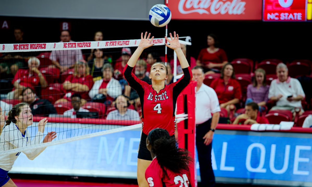 (RV) NC State & (RV) Louisville Look to Clear Up ACC Title Race; Nov. 17 Preview
