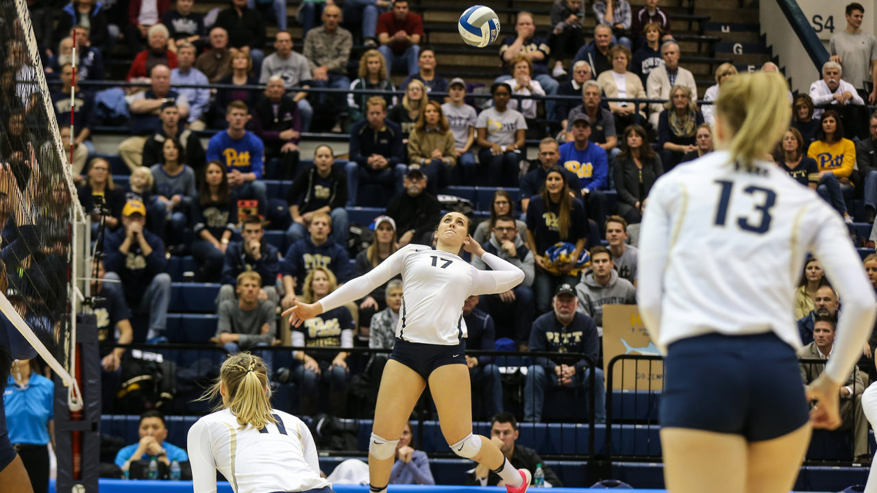 Five Panthers Post Double-Digit Kills as Pittsburgh Downs (RV) FSU