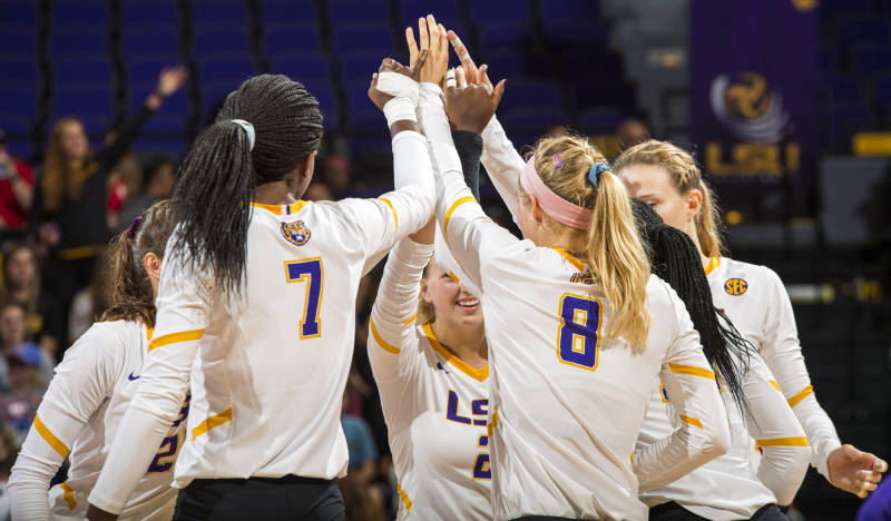 Nine Teams to Tangle at LSU Spring Tourney on Saturday