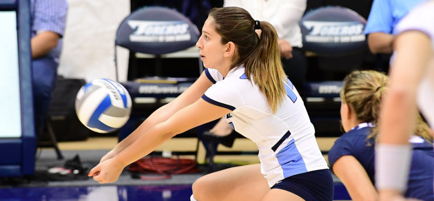 Top Seven Remains the Same in AVCA Top 25, Penn State Still No. 1