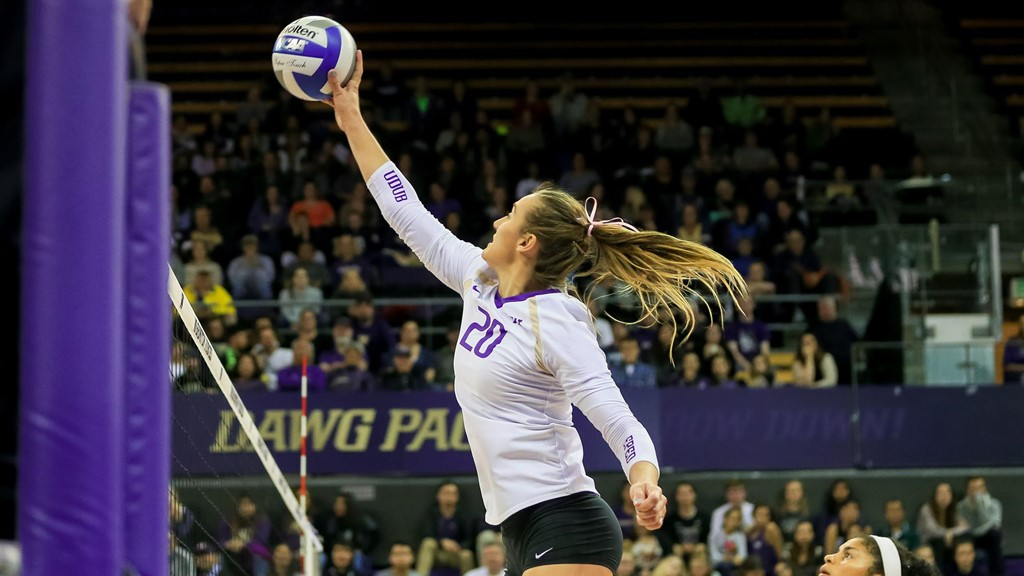 #9 Washington Serves #2 Stanford First Pac-12 Loss of 2017