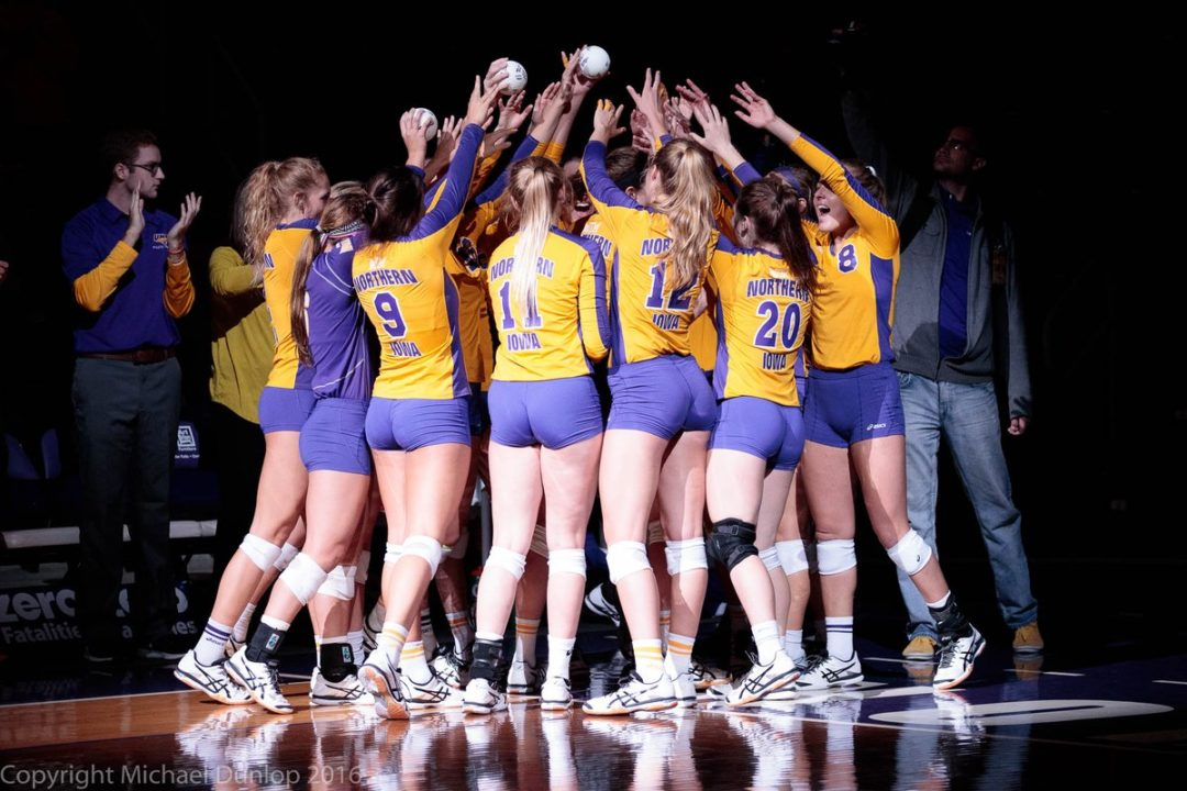 #18 Northern Iowa Rebounds With Sweep Of Bradley