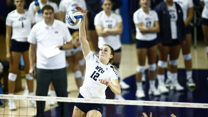 WCC: #1 BYU Stays Perfect, Pepperdine Downs RV Portland
