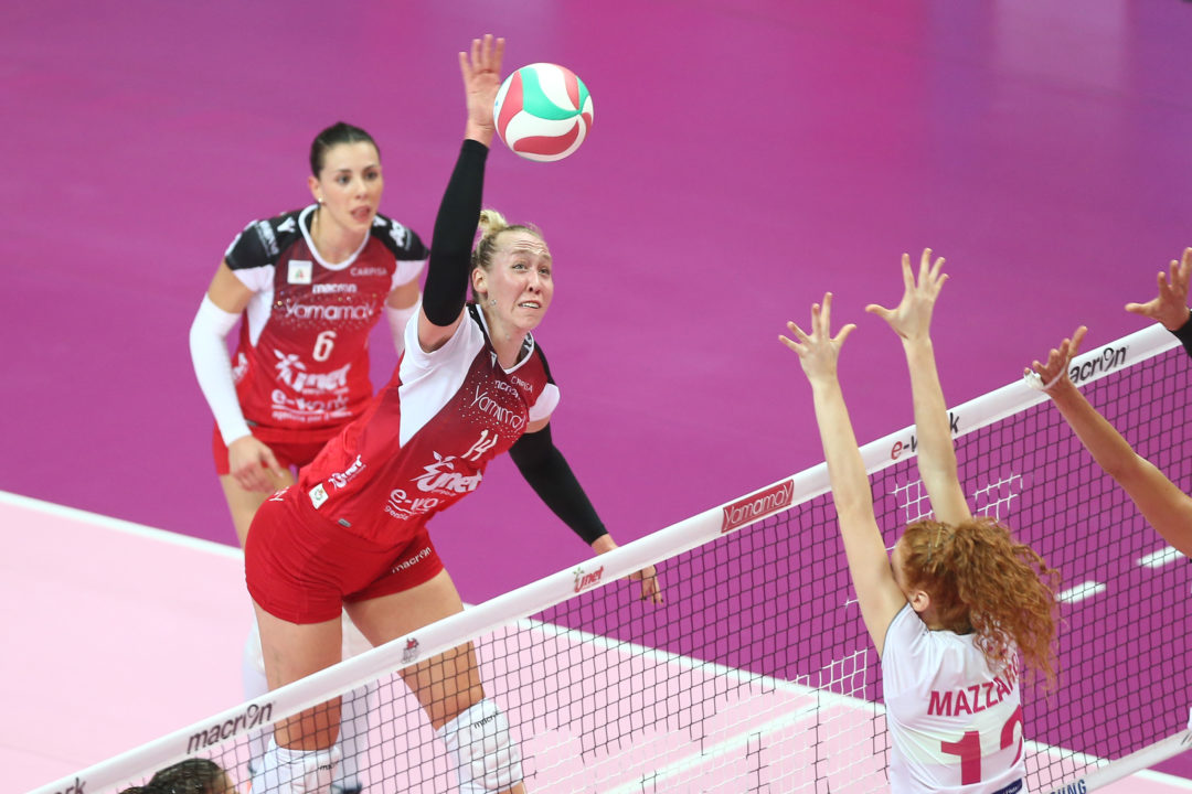 """Bartsch-Hackley Joins Novara, """"Excited to Play at Highest Level"""""""