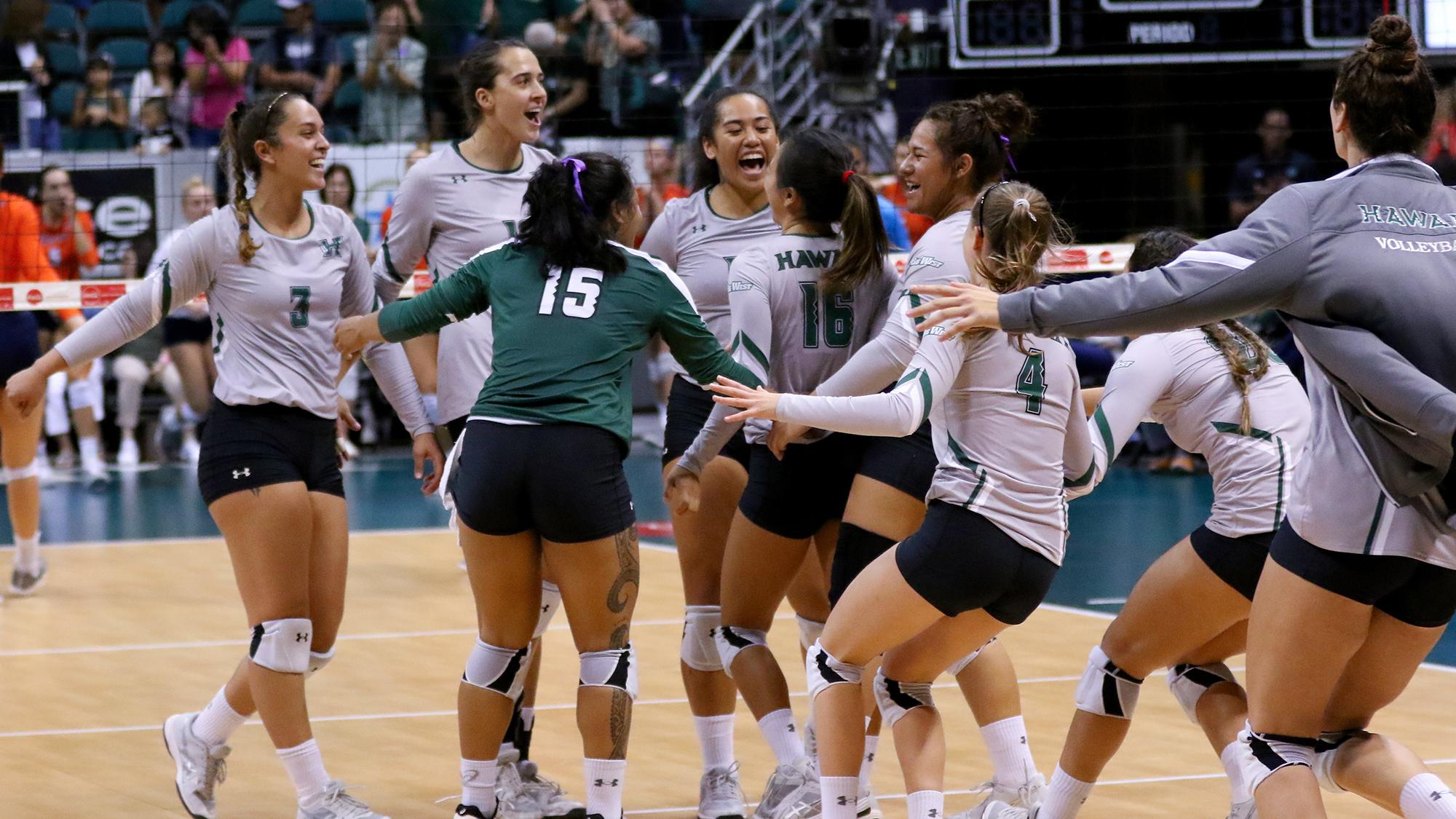 Flipboard: Anteater: volleymob.com: Hawaii Rallies From ...