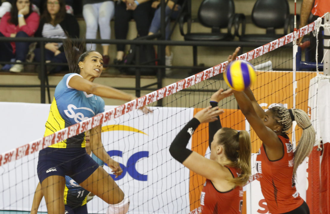 Rio, Osasco, and Uberlândia Start Round 1 Of Superliga With A Bang