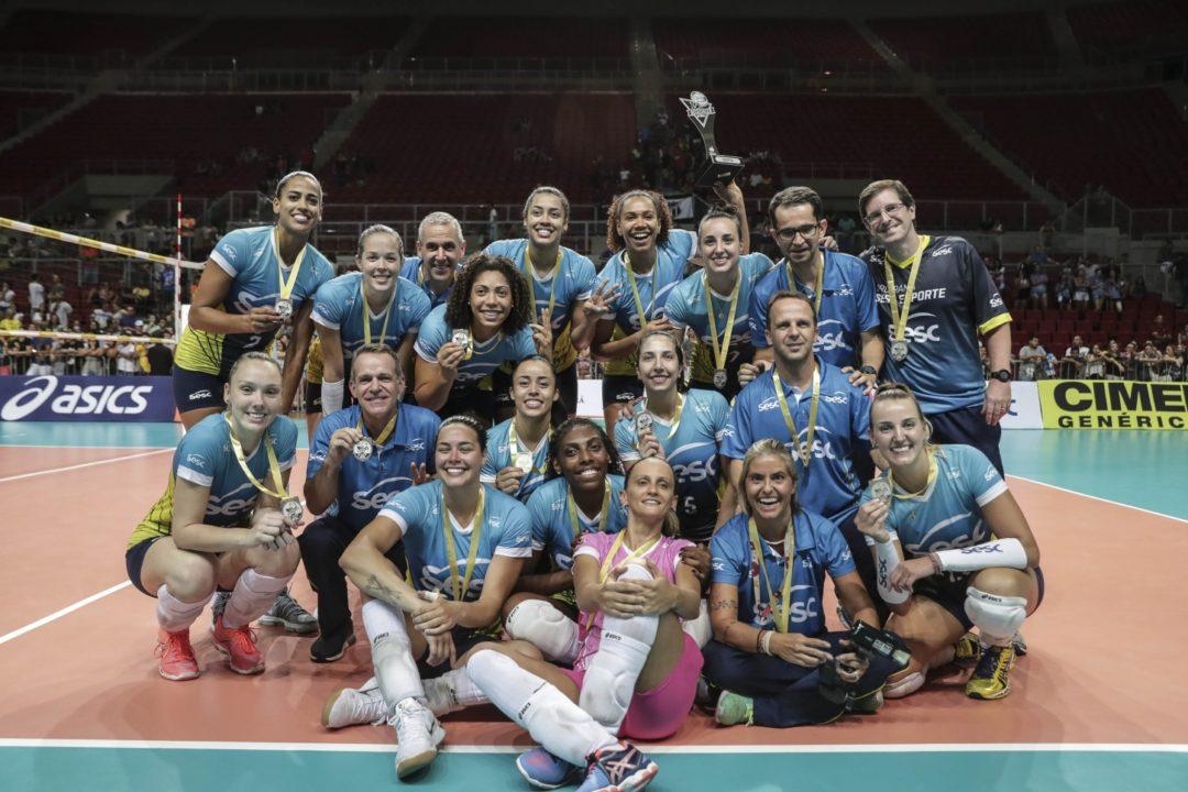 Bernadinho's Sesc/Rio Wins Brazilian Supercup