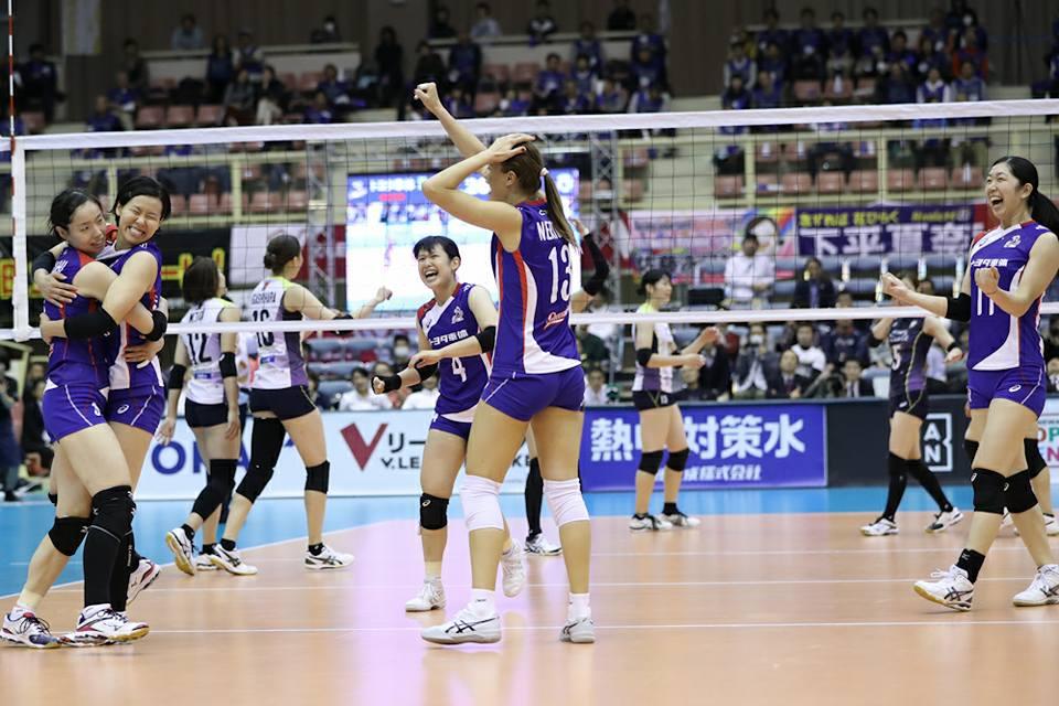 Japan Women's V.League: Araki leads Toyota Auto Body to the top