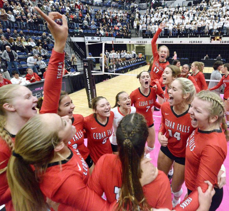 Cedar Falls Picks Up First-Ever Iowa State Title