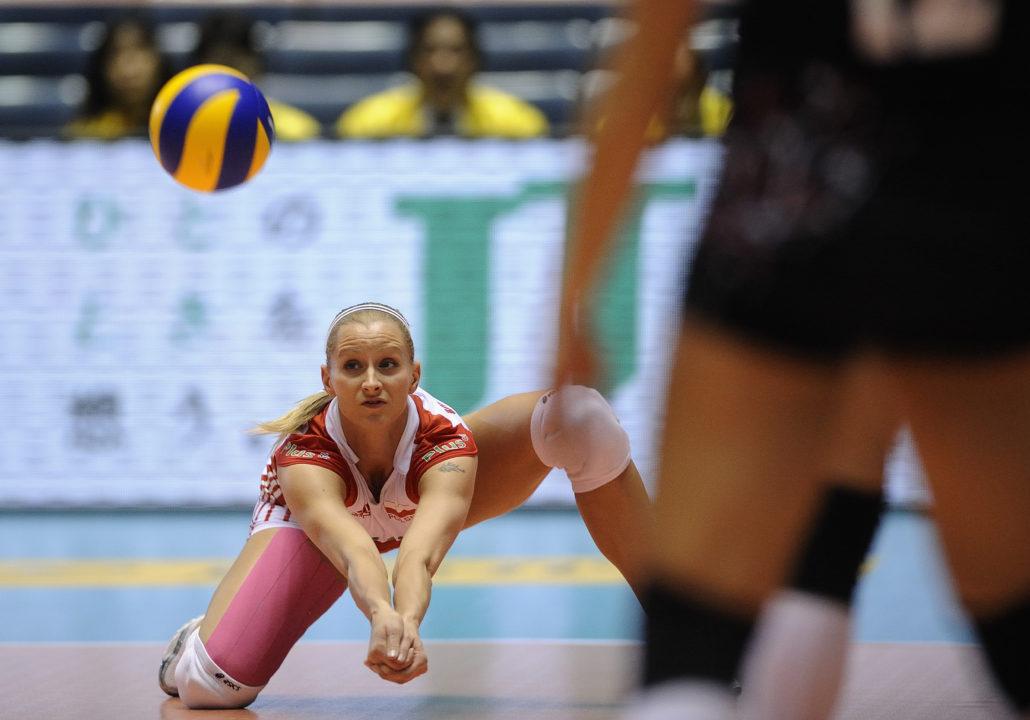 Former Polish National Teamer Anna Werblinska Announces Pregnancy