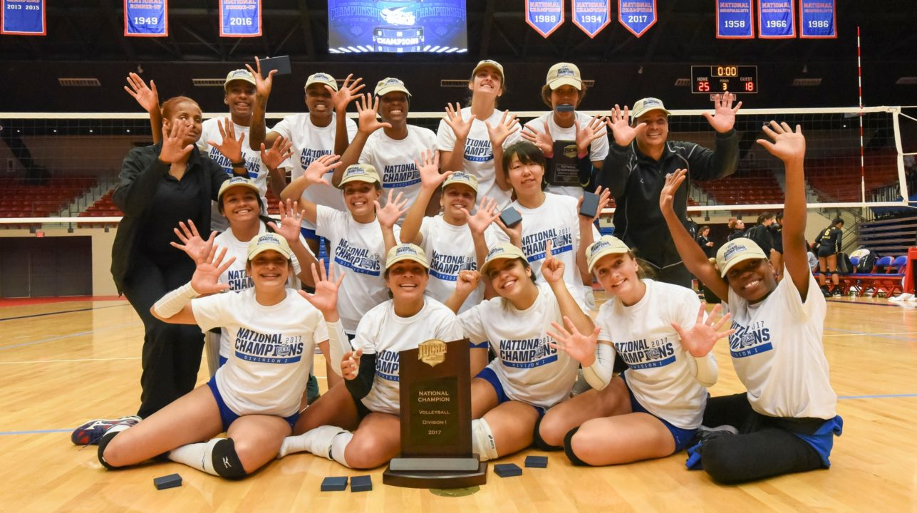 Miami Dade Wins Second Straight NJCAA National Title