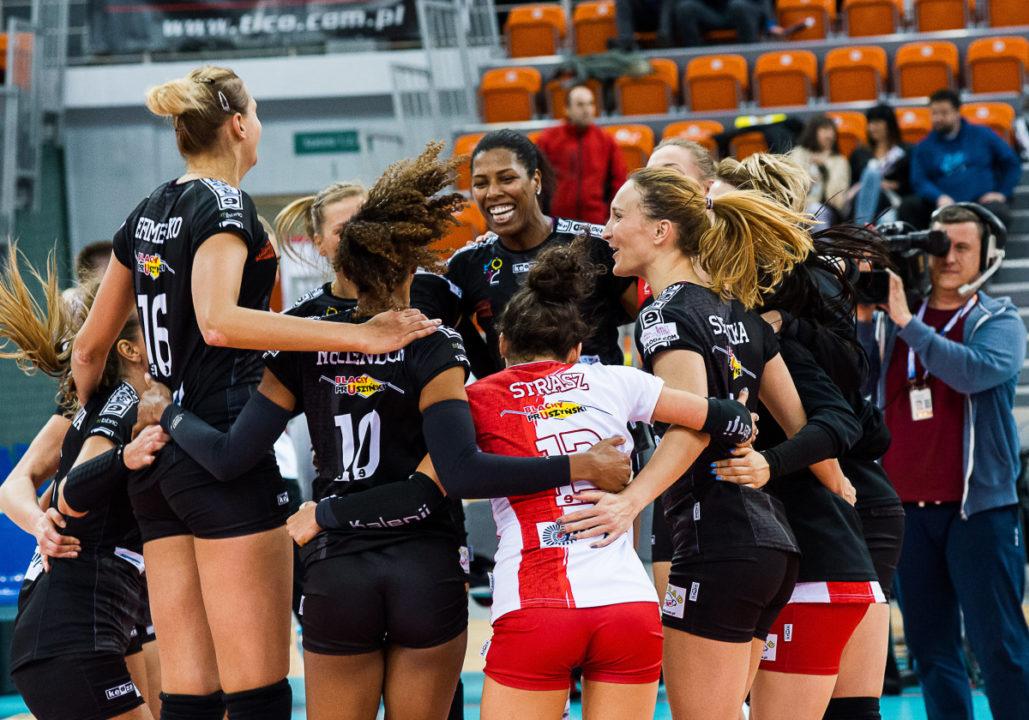 Polish Women: Top Teams Continue To Thrive Through Rounds 5 & 6