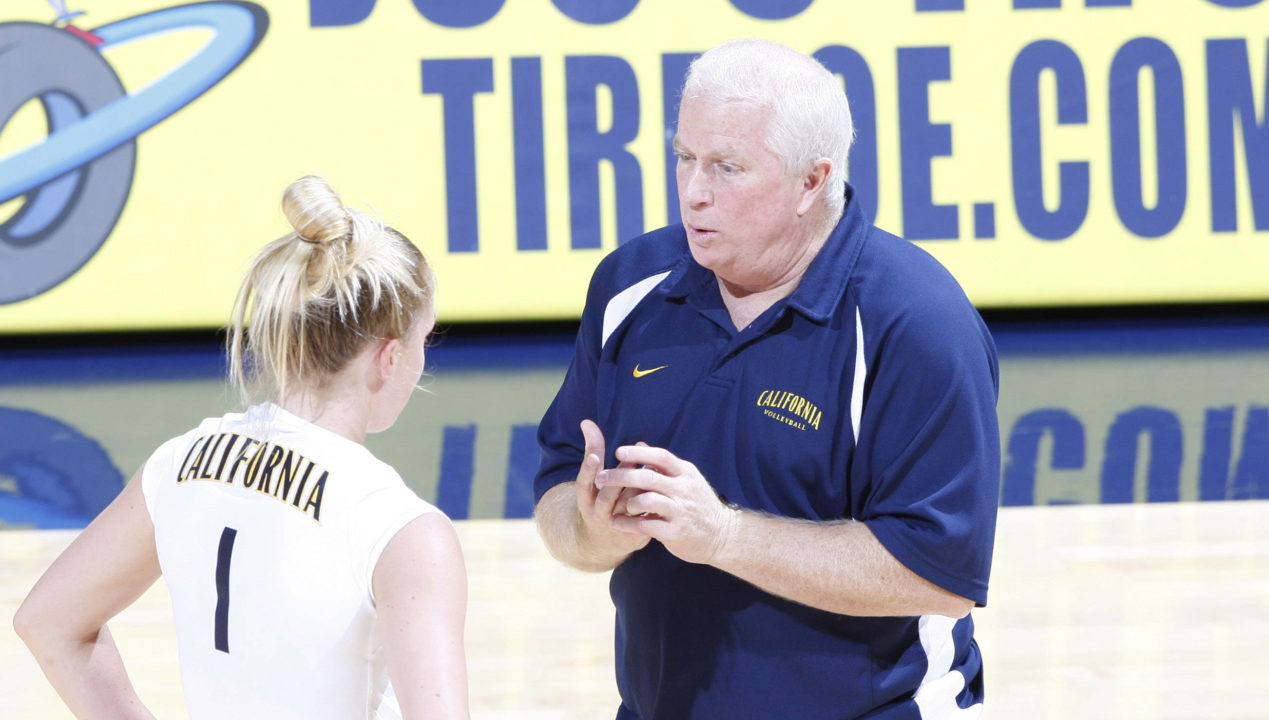"Cal Volleyball Head Coach Matt McShane on ""Leave of Absence"""