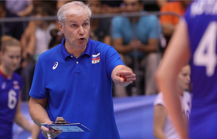 Vadim Pankov Announced As Head Coach Of Russian Women's National Team