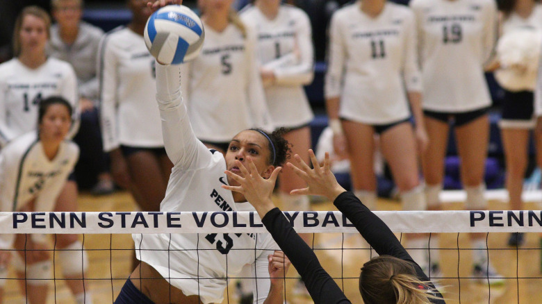 Former Penn State All-American Haleigh Washington Signs with Volley Millenium Brescia