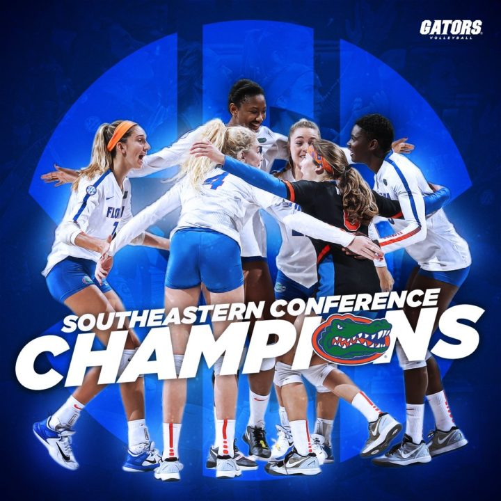 #2 Florida Clinches Share of SEC Title in Mary Wise's 900th Win