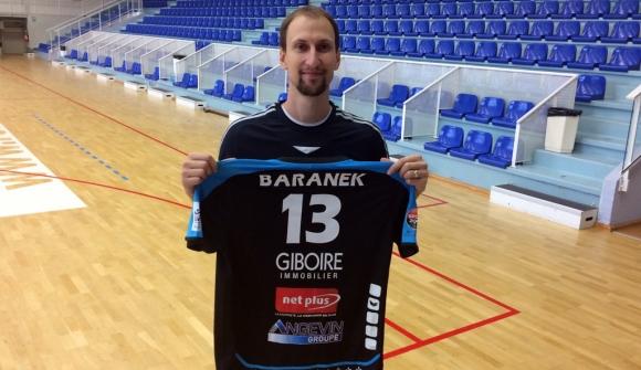 Veteran Kamil Baranek Replaces Injured Greg Petty on Rennes Roster