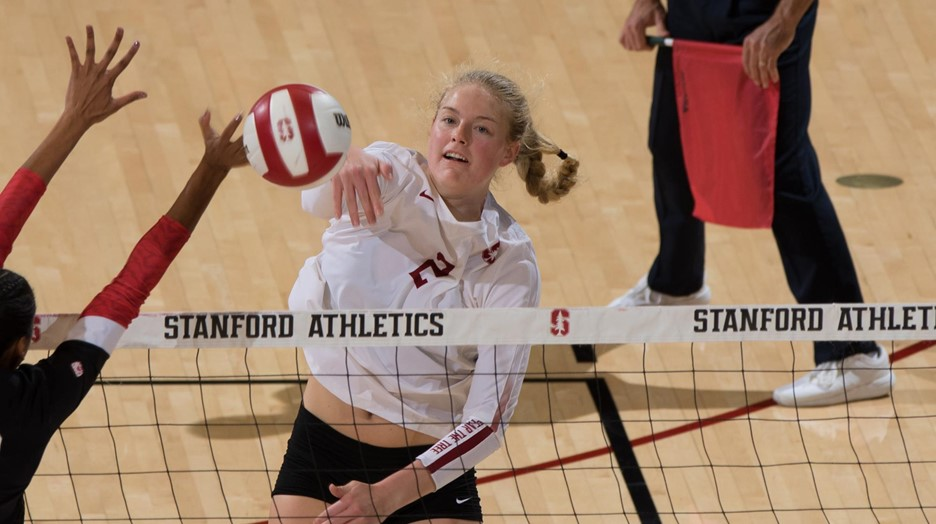 AVCA Announces Stanford's Kathryn Plummer As Player Of The Year